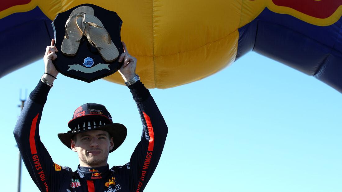 Max Verstappen - Red Bull - Formel 1 - GP Australien - Melbourne - 11. März 2020