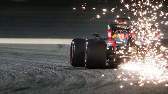 Max Verstappen - Red Bull - Formel 1 - GP Bahrain - 30. März 2019