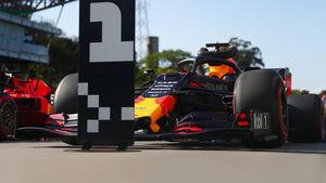 Max Verstappen - Red Bull - Formel 1 - GP Brasilien - Sao Paulo - 16. November 2019