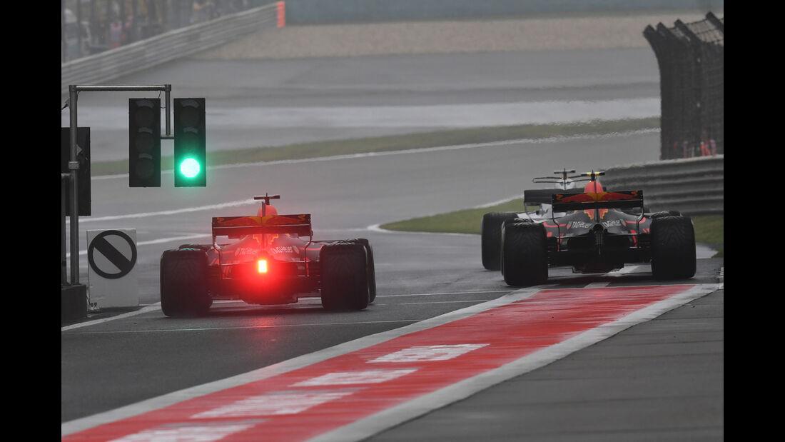 Max Verstappen - Red Bull - Formel 1 - GP China 2017 - Shanghai - 7.4.2017
