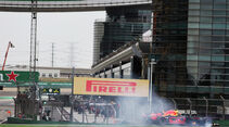 Max Verstappen - Red Bull - Formel 1 - GP China - Shanghai - 13. April 2017