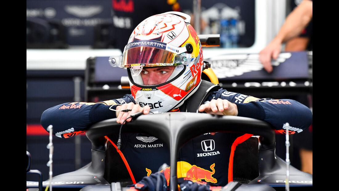 Max Verstappen - Red Bull - Formel 1 - GP Deutschland - Hockenheim 2019