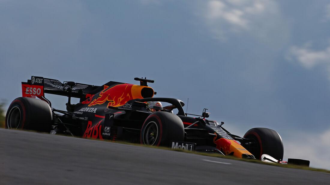 Max Verstappen - Red Bull - Formel 1 - GP Eifel - Nürburgring - Samstag - 10.10.2020