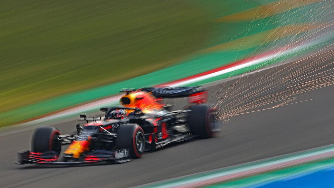 Max Verstappen - Red Bull - Formel 1 - GP Emilia-Romagna - Imola - Samstag - 31.10.2020