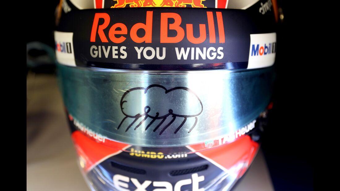 Max Verstappen - Red Bull - Formel 1 - GP England - 15. Juli 2017