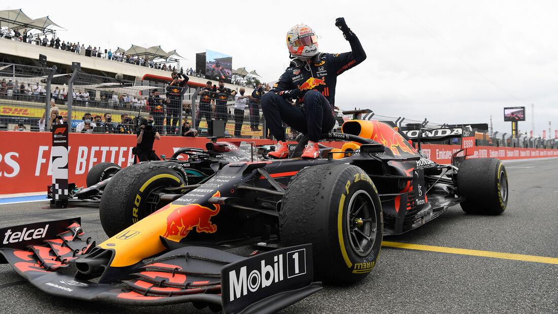 Max Verstappen - Red Bull - Formel 1 - GP Frankreich 2021