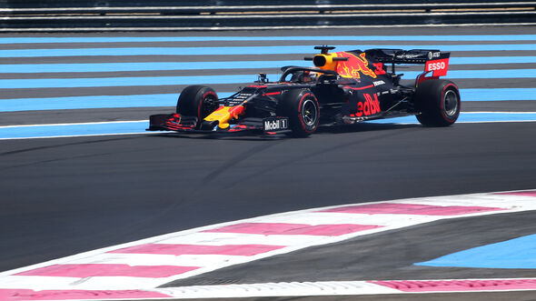 Max Verstappen - Red Bull - Formel 1 - GP Frankreich - 21. Juni 2019