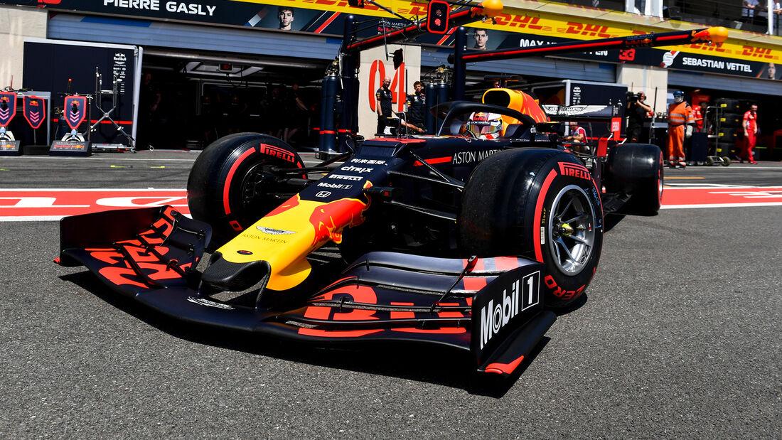 Max Verstappen - Red Bull - Formel 1 - GP Frankreich - 22. Juni 2019