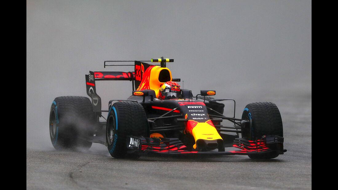 Max Verstappen - Red Bull - Formel 1 - GP Italien - Monza - 2. September 2017
