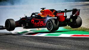 Max Verstappen - Red Bull - Formel 1 - GP Italien - Monza - 4. September 2020