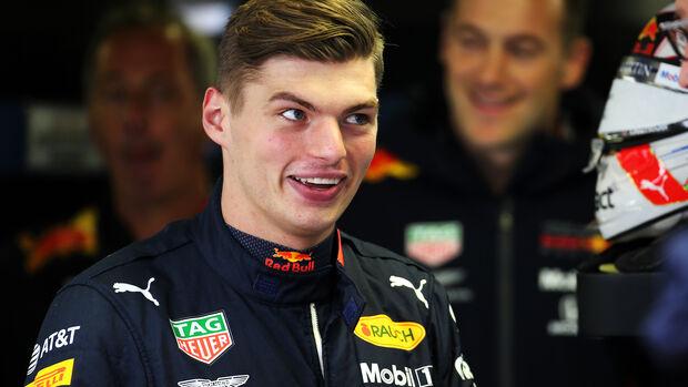 Max Verstappen - Red Bull - Formel 1 - GP Italien - Monza - 6. September 2019