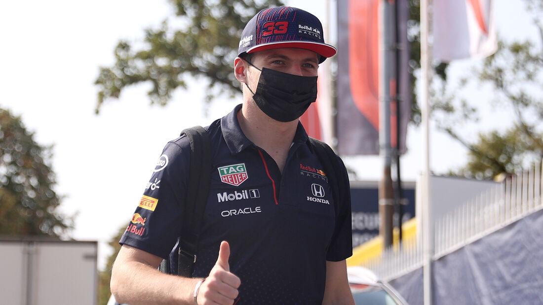 Max Verstappen - Red Bull - Formel 1 - GP Italien - Monza - 9. September  2021