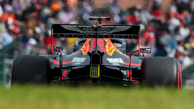 Max Verstappen - Red Bull - Formel 1 - GP Japan - Suzuka - 11. Oktober 2019