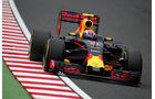 Max Verstappen - Red Bull - Formel 1 - GP Japan - Suzuka - Qualifying - Samstag - 8.10.2016