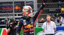 Max Verstappen - Red Bull - Formel 1 - GP Mexiko - 26. Oktober 2019