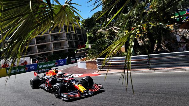 Max Verstappen - Red Bull - Formel 1 - GP Monaco - 20. Mai 2021