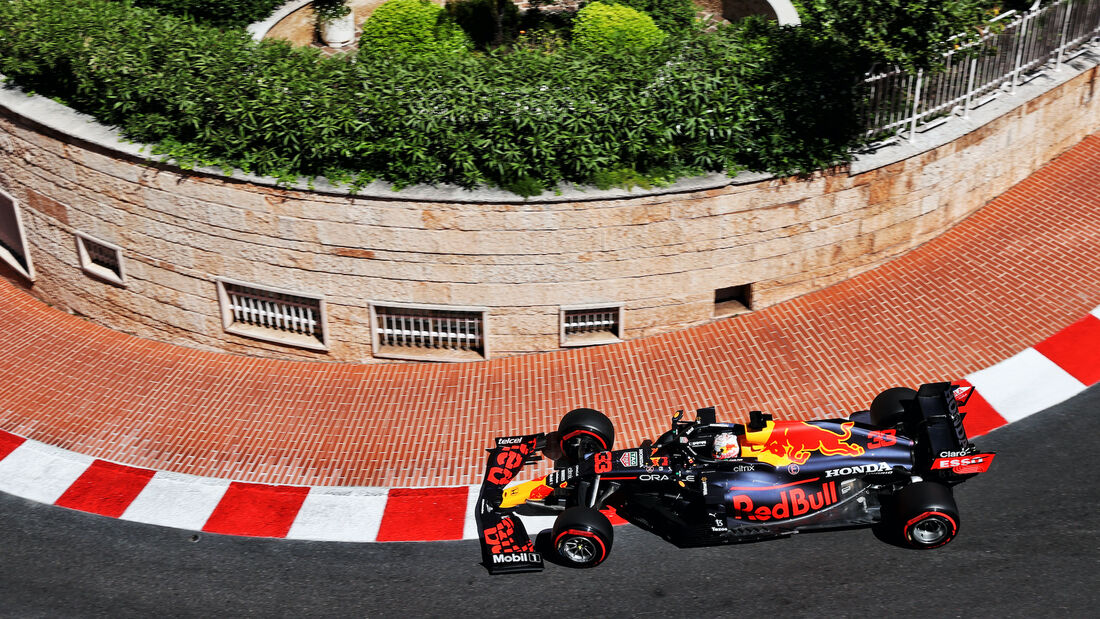 Max Verstappen - Red Bull - Formel 1 - GP Monaco 2021