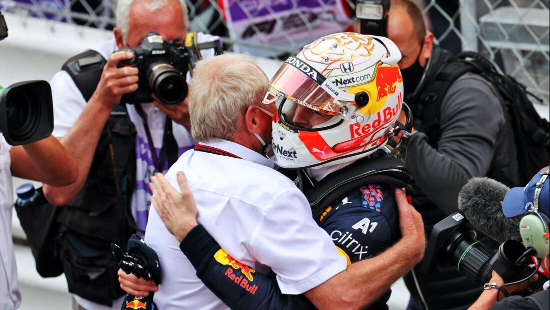 Max Verstappen - Red Bull - Formel 1 - GP Monaco - 23. Mai 2021