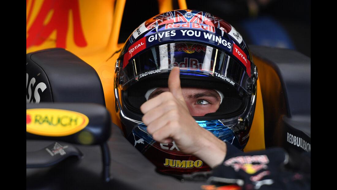 Max Verstappen - Red Bull - Formel 1 - GP Monaco - 26. Mai 2016