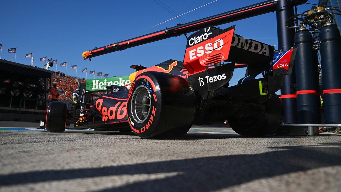 Max Verstappen - Red Bull - Formel 1 - GP Niederlande - 4. September 2021
