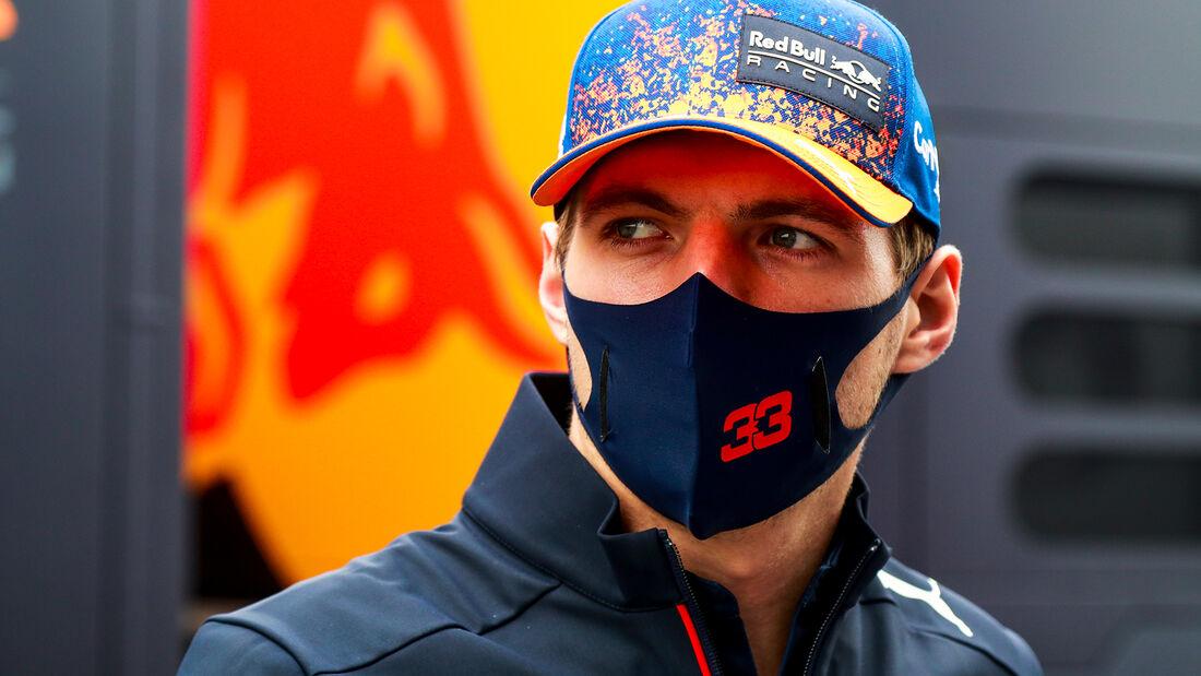 Max Verstappen - Red Bull - Formel 1 - GP Niederlande - Zandvoort - 2. September 2021