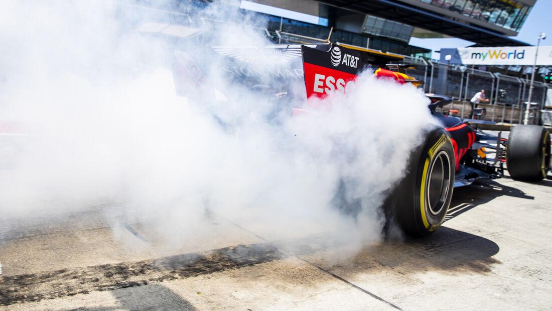 Max Verstappen - Red Bull - Formel 1 - GP Östereich - Spielberg - 28. Juni 2019