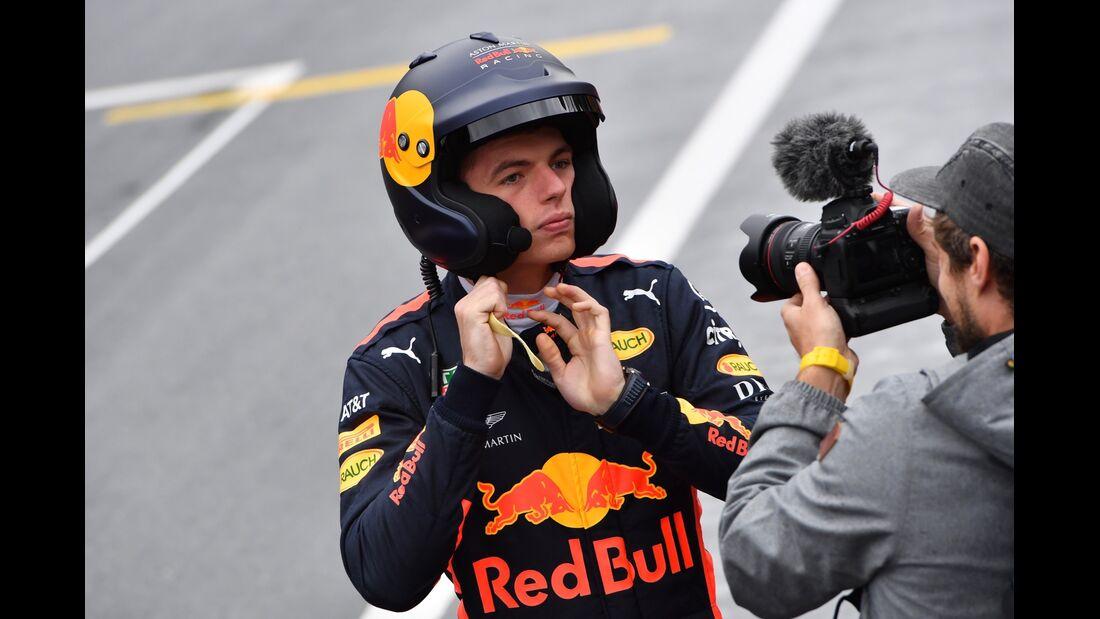 Max Verstappen - Red Bull - Formel 1 - GP Österreich - 28. Juni 2018