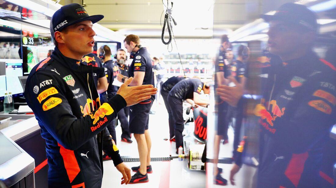 Max Verstappen - Red Bull - Formel 1 - GP Österreich - 30. Juni 2018