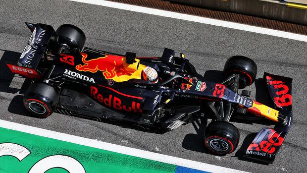 Max Verstappen - Red Bull - Formel 1 - GP Österreich - 4. Juli 2020