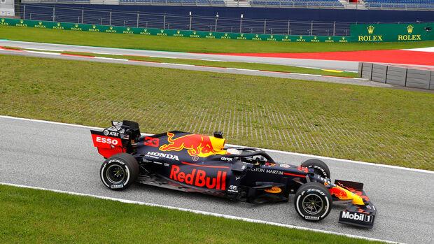 Max Verstappen - Red Bull - Formel 1 - GP Österreich - Spielberg - 3. Juli 2020