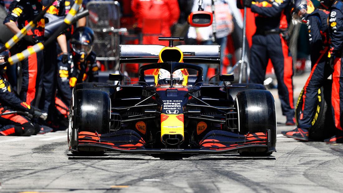 Max Verstappen - Red Bull - Formel 1 - GP Österreich - Spielberg - 5. Juli 2020