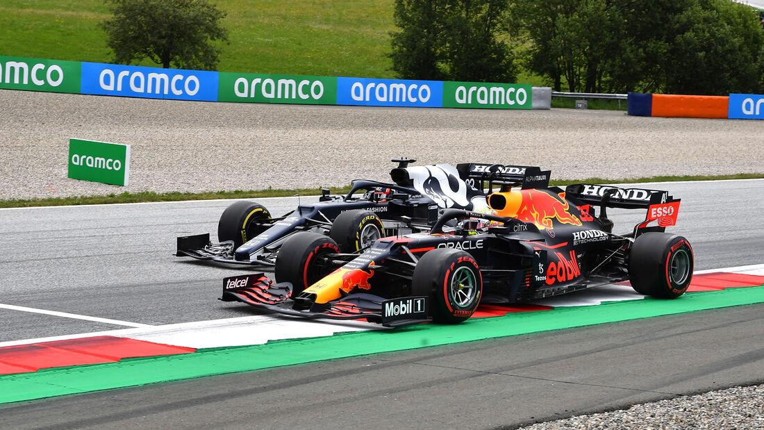 Max Verstappen - Red Bull - Formel 1 - GP Österreich - Spielberg - Freitag - 2.7.2021