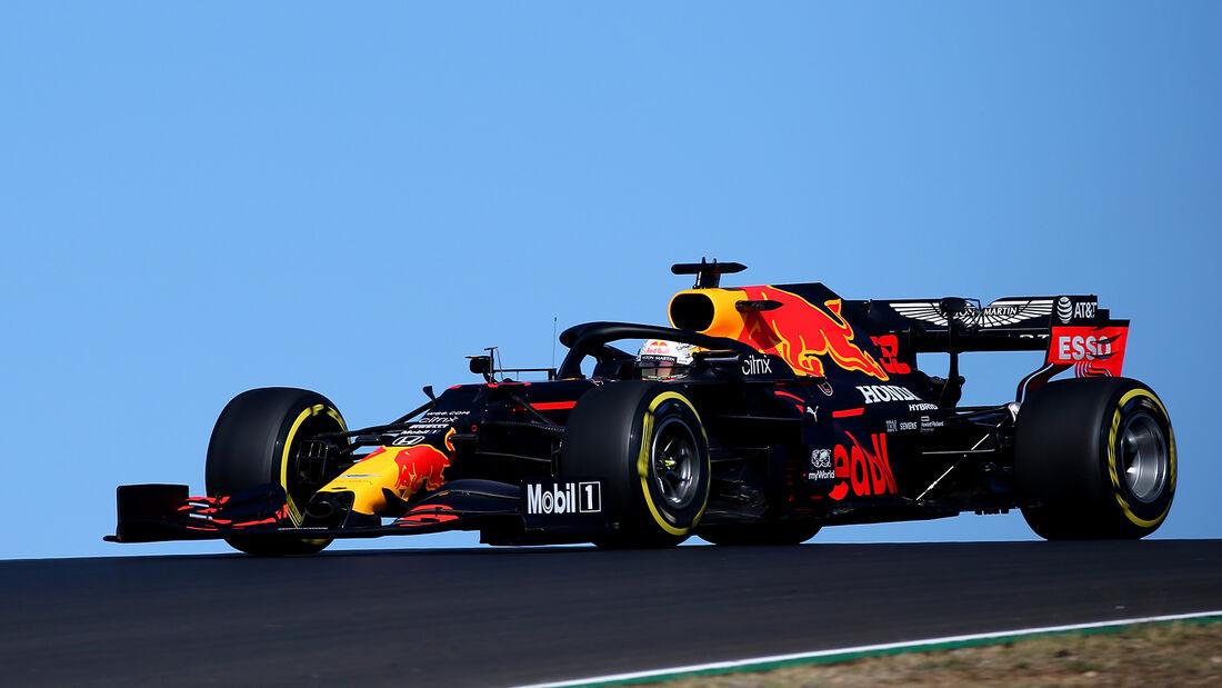Max Verstappen - Red Bull - Formel 1 - GP Portugal - Portimao - 24. Oktober 2020