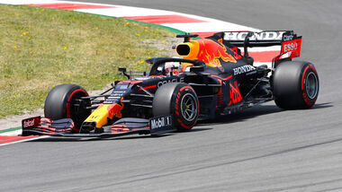 Max Verstappen - Red Bull - Formel 1 - GP Portugal - Portimao - 30. April 2021