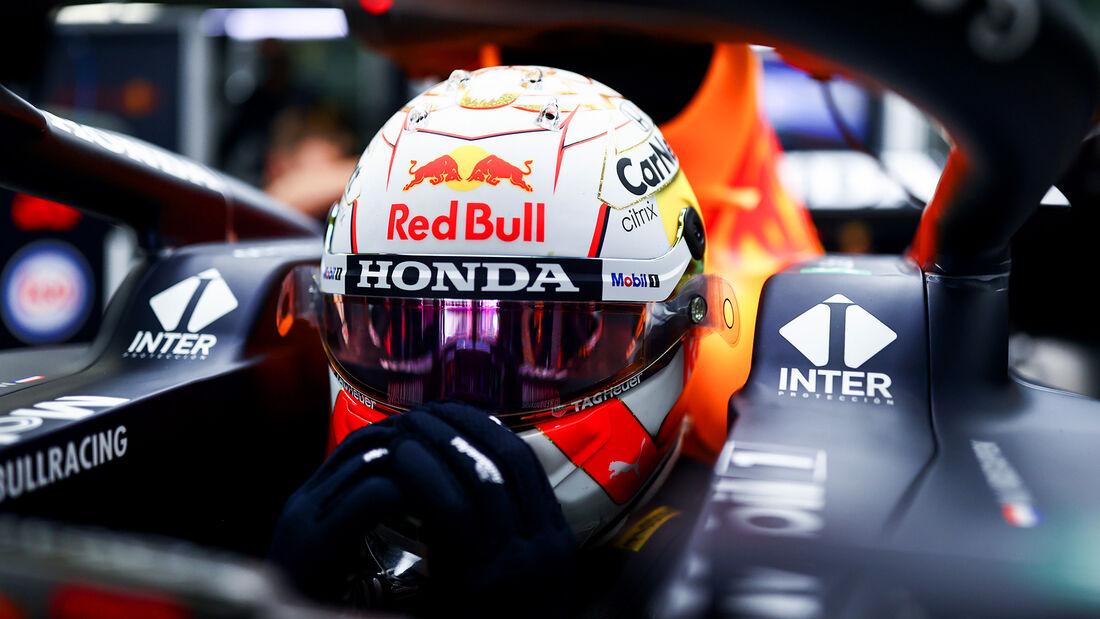 Max Verstappen - Red Bull - Formel 1 - GP Russland - Sotschi - 24. September 2021