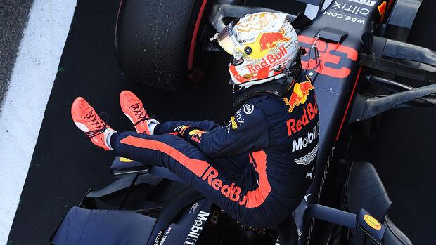 Max Verstappen - Red Bull - Formel 1 - GP Russland - Sotschi - 26. September 2020