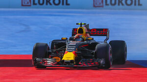 Max Verstappen - Red Bull - Formel 1 - GP Russland - Sotschi - 29. April 2017