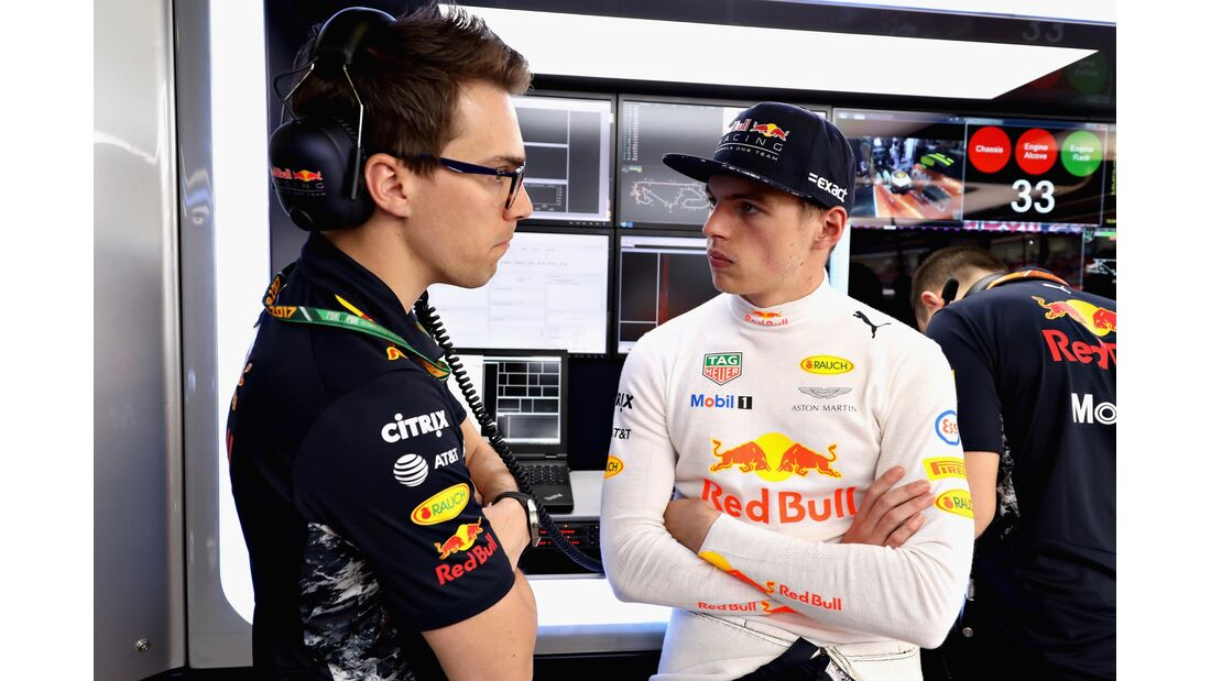Max Verstappen - Red Bull - Formel 1 - GP Spanien - 13. Mai 2017