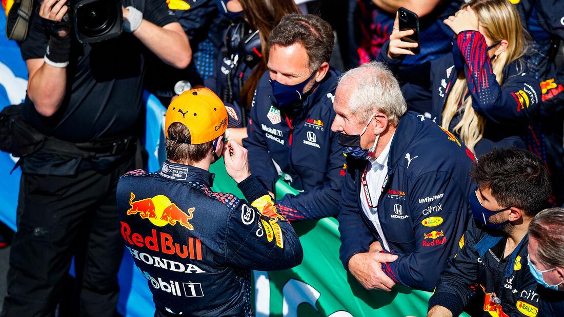 Max Verstappen - Red Bull - Formel 1 - GP Spanien 2021 - Barcelona - Rennen