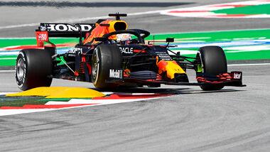 Max Verstappen - Red Bull - Formel 1 - GP Spanien - 7. Mai 2021