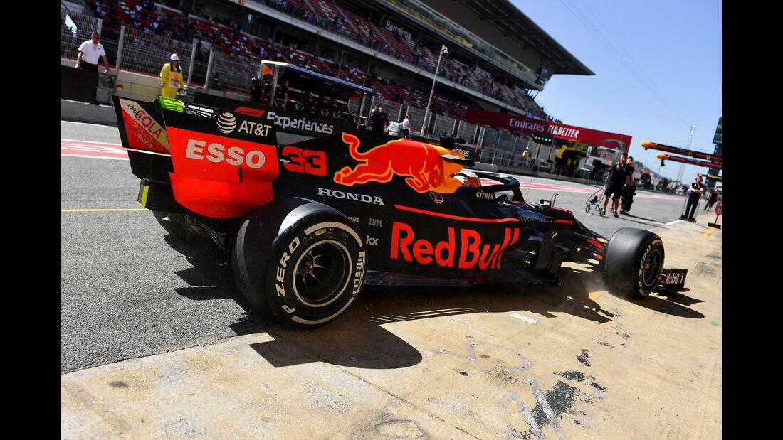 Max Verstappen - Red Bull - Formel 1 - GP Spanien - Barcelona - 10. Mai 2019