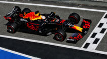 Max Verstappen - Red Bull - Formel 1 - GP Spanien - Barcelona - Qualifying - Samstag - 15. August 2020