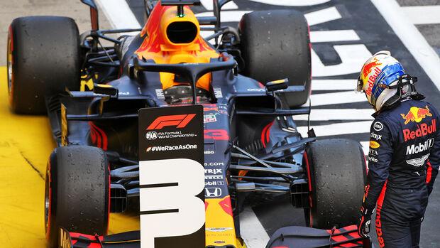 Max Verstappen - Red Bull - Formel 1 - GP Steiermark 2020 - Spielberg - Rennen
