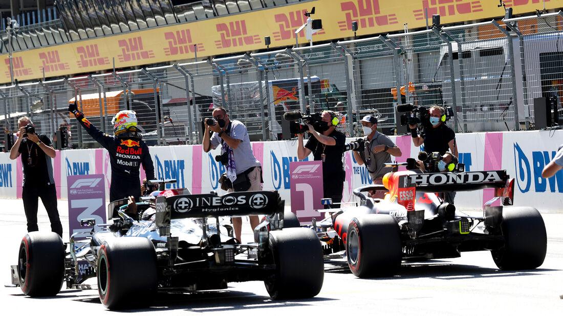 Max Verstappen - Red Bull - Formel 1 - GP Steiermark - 26. Juni 2021