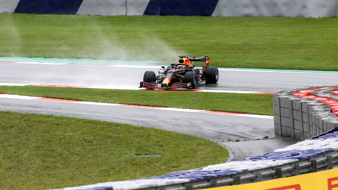 Max Verstappen - Red Bull - Formel 1 - GP Steiermark - Spielberg - Qualifying - Samstag - 11. Juli 2020