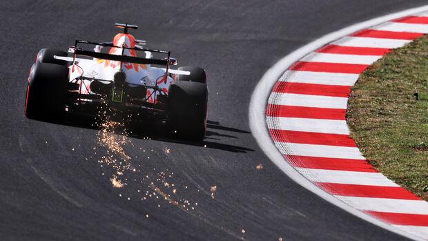 Max Verstappen - Red Bull - Formel 1 - GP Türkei - Istanbul - 8. Oktober 2021