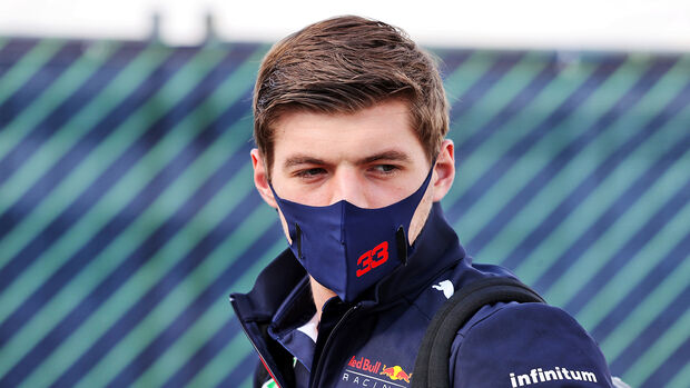 Max Verstappen - Red Bull - Formel 1 - GP Türkei - Istanbul - Formel 1 - 7.10.2021