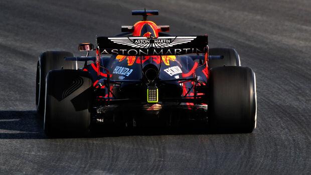 Max Verstappen - Red Bull - Formel 1 - GP Türkei - Istanbul - Freitag - 13.11.2020