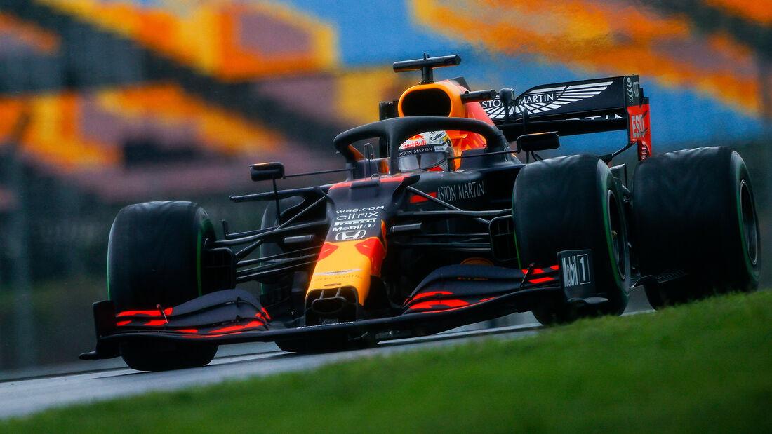 Max Verstappen - Red Bull - Formel 1 - GP Türkei - Istanbul - Samstag - 14.11.2020