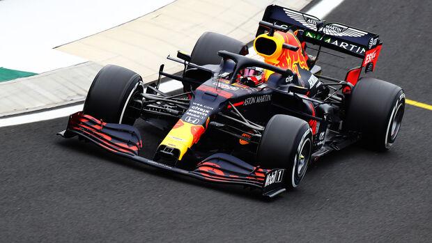 Max Verstappen - Red Bull - Formel 1 - GP Ungarn - Budapest - 17. Juli 2020
